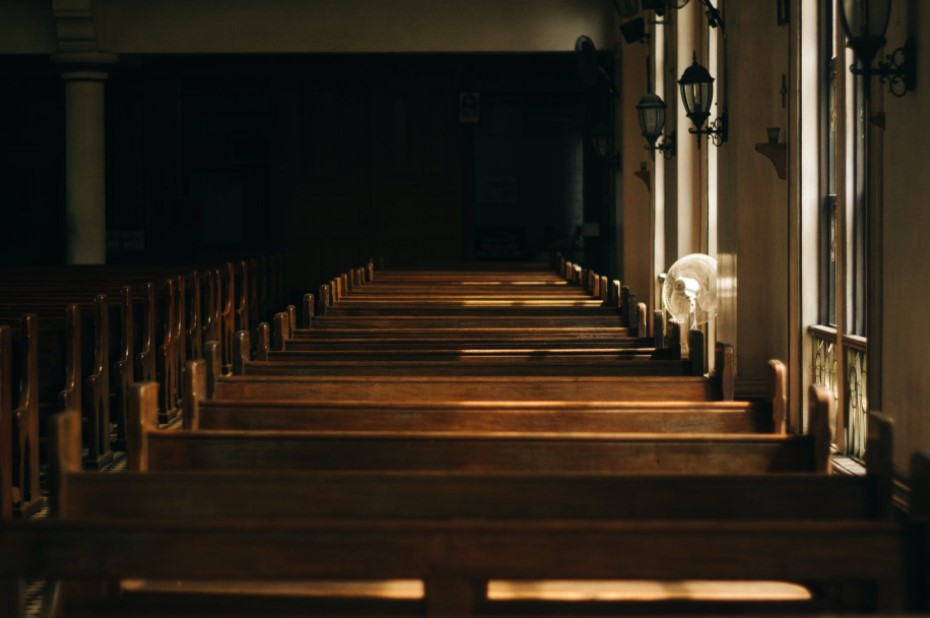 Traditional Church Benches